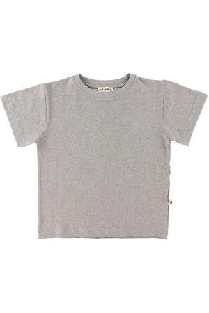 Soft Gallery T-shirt - Asger - Gråmeleret