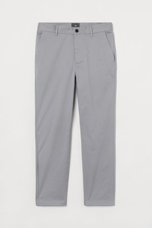 H&M Cropped chinos Slim Fit