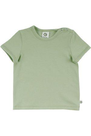 Müsli Kortærmede - T-shirt - Cozy me - Pale Moss