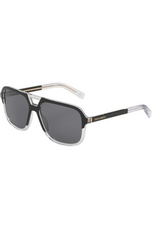 Dolce & Gabbana DG4354F Asian Fit Polarized Solbriller