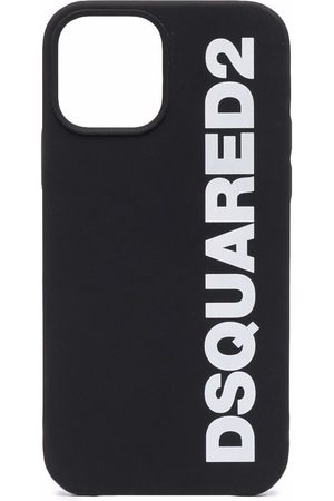 Dsquared2 Mænd Mobil Covers - IPhone 12 Pro Max cover med logotryk