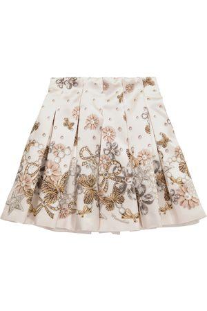 MONNALISA Printed skirt