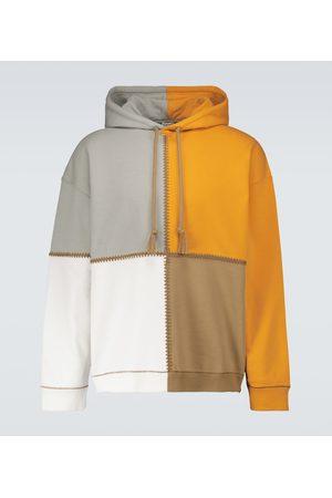 Loewe Patchwork stitched sweatshirt