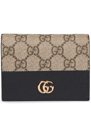 Gucci Marmont GG Supreme wallet