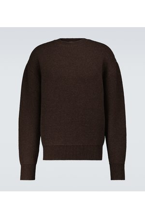 Bottega Veneta Double-faced Shetland sweater