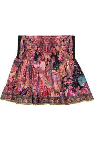 Camilla Printed skirt