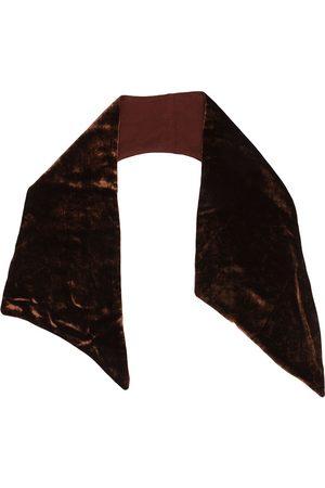 Giorgio Armani Mænd Tørklæder - Tørklæde med imiteret pels