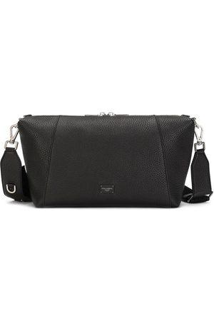 Dolce & Gabbana Crossbody-taske i læder