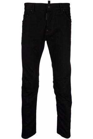 Dsquared2 Jeans med mellemhøj talje og smal pasform