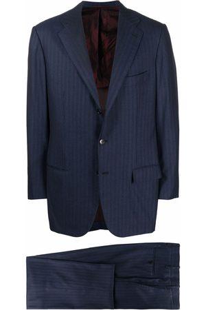 Kiton Enkeltradet jakkesætsbukser