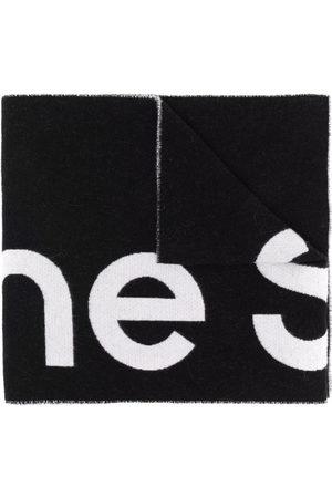 Acne Studios Tørklæder - Oversize tørklæde i jacquard
