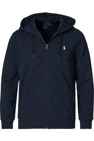 Polo Ralph Lauren Mænd Sweatshirts - Tech Performance Full Zip Hoodie Navy