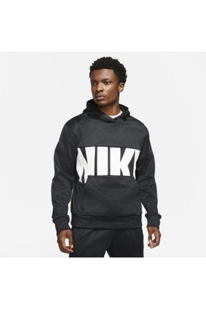 Nike Therma-FIT-basketball-pullover-hættetrøje til mænd