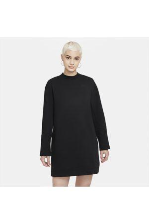 Nike Sportswear Tech Fleece-kjole med lange ærmer til kvinder