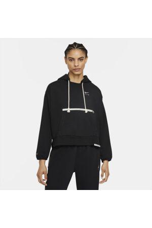 Nike Dri-FIT Swoosh Fly Standard Issue-basketball-pullover-hættetrøje til kvinder