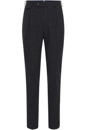 Pantaloni Torino Mænd Habitbukser - B-stretch Wool Formal Pants