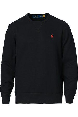 Polo Ralph Lauren Mænd Sweatshirts - Crew Neck Sweatshirt Polo Black