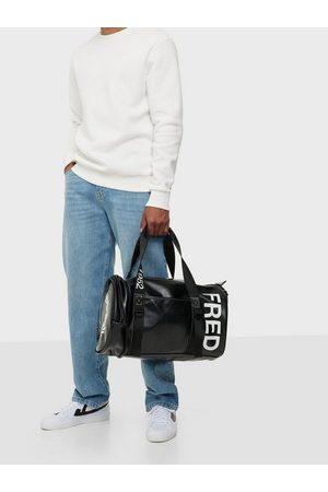 Fred Perry Laurel W B Brl Bag Tasker Black