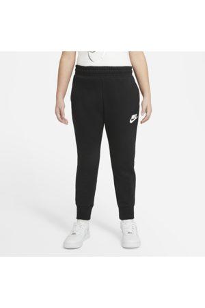 Nike Piger Træningstights - Faconsyede Sportswear Club-bukser i french terry til større børn (piger) (udvidet størrelse)