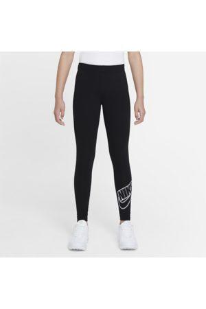 Nike Sportswear Favorites-leggings med grafik til større børn (piger)