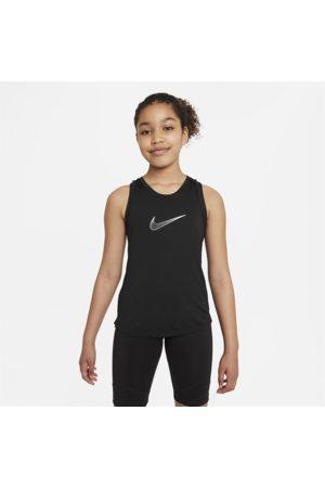 Nike Dri-FIT One-træningstanktop til større børn (piger)