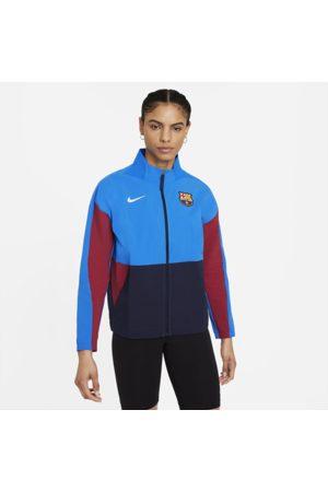 Nike Kvinder Træningsjakker - FC Barcelona-fodboldjakke til kvinder