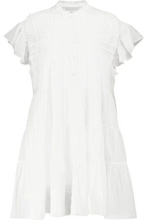 Isabel Marant Lanikaye cotton minidress