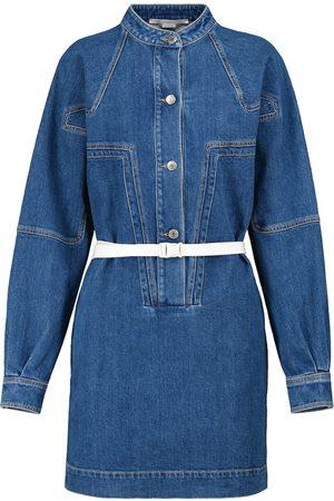 Stella McCartney Denim shirt minidress