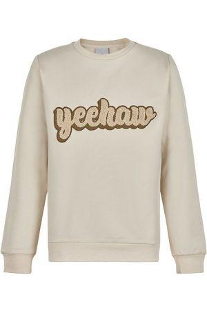 The New Sweatshirt - Taho - White Swan m. Tekst