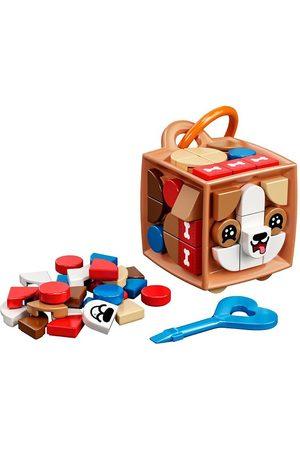 LEGO Wear DOTS - Taskevedhæng - Hund 41927 - 84 Dele