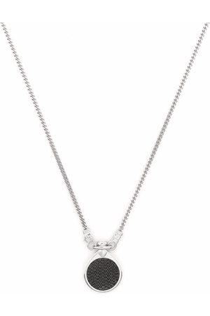 TOM WOOD Finn spinel pendant necklace