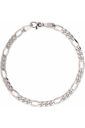 TOM WOOD Thick figaro bracelet