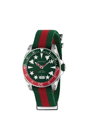 Gucci Mænd Ure - Dive 45mm ur