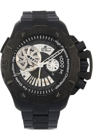 Zenith Ure - 2008 pre-owned Defy Xtreme Stealth Open Stealth Ltd. 46.5mm