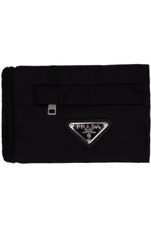 Prada Strikket pouch-pung