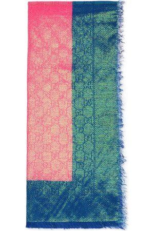 Gucci Iriserende GG Supreme tørklæde