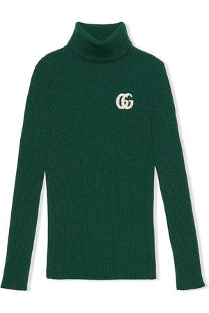 Gucci Rullekravetrøje med GG-logo