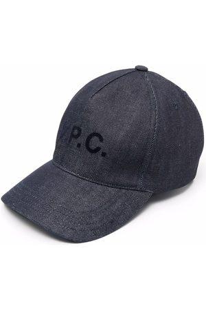 A.P.C. Kasket med logotryk