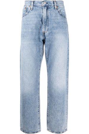 Levi's Cropped 551Z jeans med lige ben