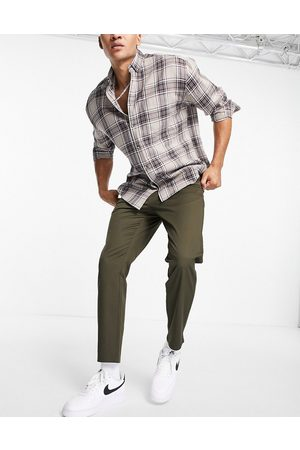 River Island Tapered chinos i
