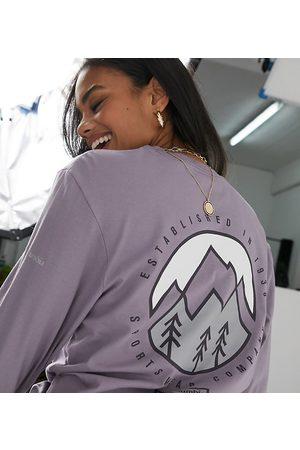 Columbia Cades Cove - Langærmet t-shirt i - Kun hos ASOS