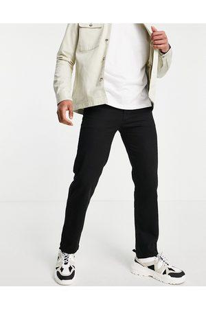 Topman Sorte jeans med lige ben