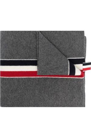 Thom Browne Mænd Tørklæder - Uldtørklæde med RWB-striber