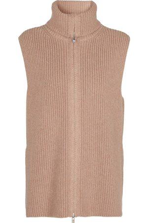 Loro Piana Davenport cashmere sweater vest