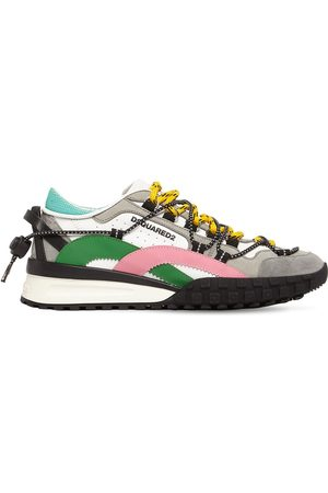 DSQUARED2 20mm Legend Double Wage Sneakers