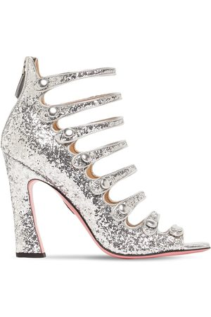 Dsquared2 100mm Glittered Sandals