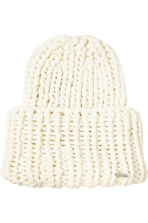 DSQUARED2 Wool Blend Knit Beanie Hat