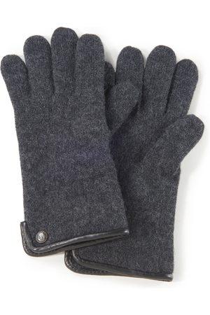 Roeckl Handsker 100% ren ny uld Fra grå