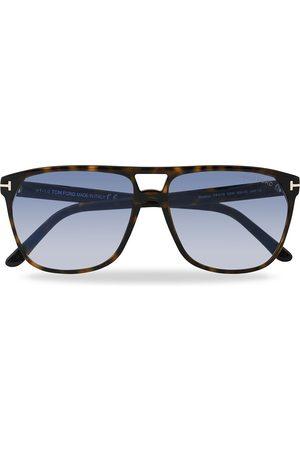 Tom Ford Mænd Solbriller - Shelton TF0679 Sunglasses Havanna