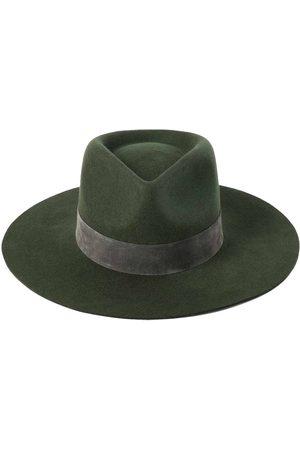 Lack of Color Kvinder Hatte - Mirage Forest Wool Fedora Hat